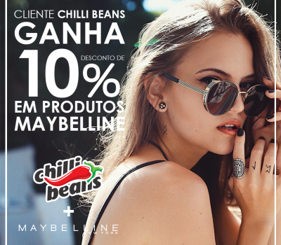 Maybelline e Chillibeans